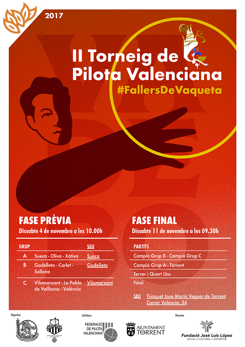 Cartell Fallers de Vaqueta Torrent